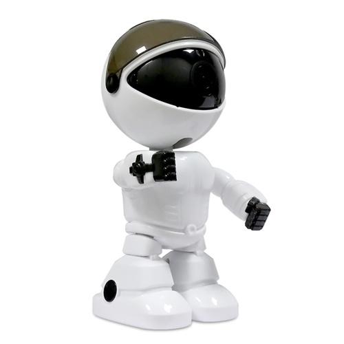 1080P Домашняя Безопасность Беспроводная Камера Робот Интеллектуальная Обнаружение Движения Авто-Отслеживание Радионяня Двусторонняя Аудио Камеры Наблюдения