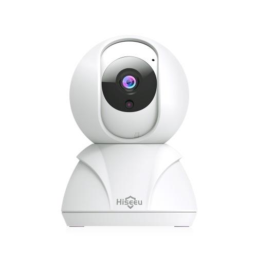 720P Home Security IP-Kamera Drahtlose Smart WiFi-Kamera Babyphone mit Zwei-Wege-Audio-Fernanzeige Nachtsicht-Bewegungserkennung