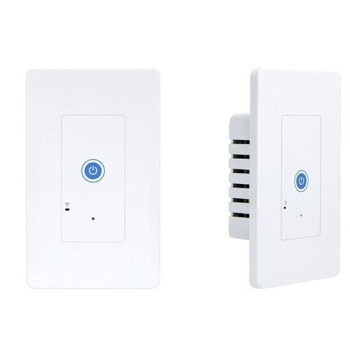 Itead Sonoff IW101 US Interruptor inteligente de parede para monitoramento de energia Wi-Fi