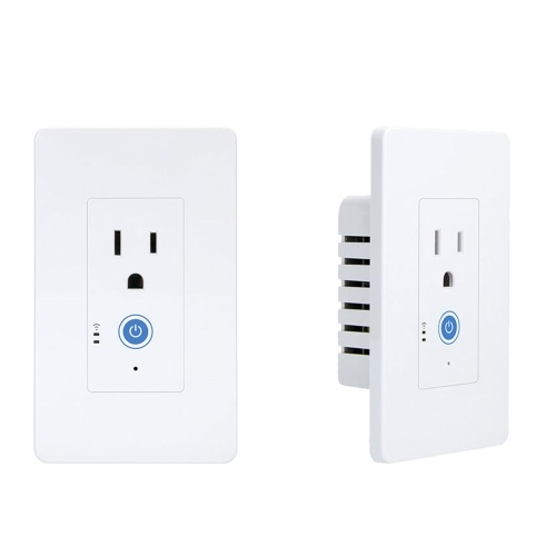 Itead Sonoff IW100 US Wi-Fi Smart Power Monitoring Wall Socket
