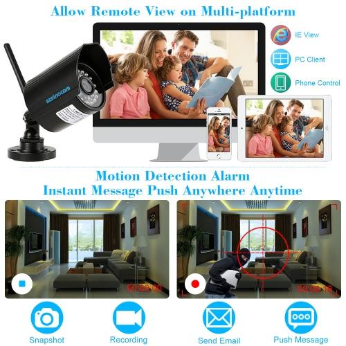 szsinocam H 264 720P Wireless Wifi IP Camera CCTV Security ONVIF Waterproof  Night Vision Motion Detection Home Surveillance