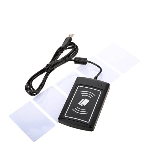 13,56 MHz leitor/gravador de cartão sem contacto RFID ACR1281U-C8 com cartões 5pcs