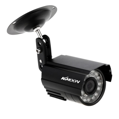 HD 800TVL 24 IR-LEDS-CCTV-Kamera-Startseite Tag/Nacht wetterfeste Überwachungskamera