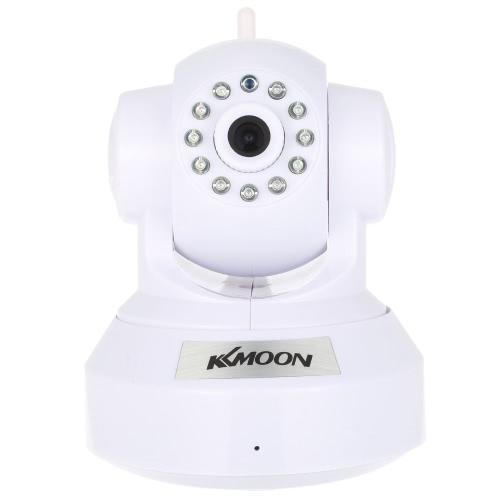 KKmoon® HD 720P Wireless WiFi Netzwerk IP Kamera Baby Monitor