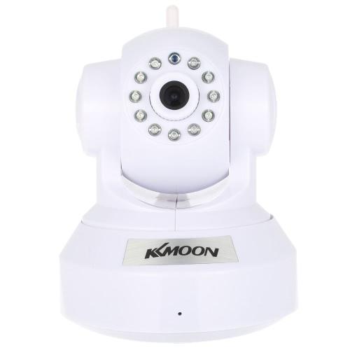 KKムーン®HD 720PワイヤレスWiFiネットワークIPカメラベビーモニター