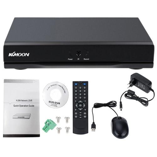 KKmoon® 960H D1 CCTV Network Home Security System
