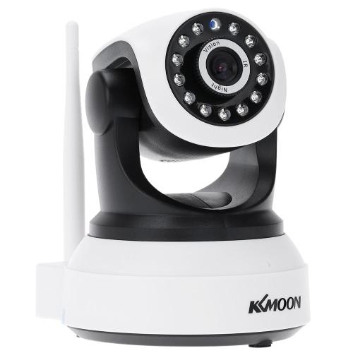 KKmoon® HD 720P Megapixels WiFi Pan Tilt Network IP Cloud Indoor Camera