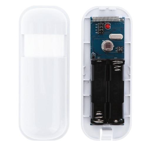 Sistema de alarme sem fio Mini PIR Sensor infravermelho passivo Motion Detector