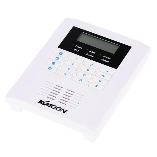 Купить Kkmoon Quad-4-Bands Gsm Pstn Lcd Display Wireless Home Security Alarm Burglar System