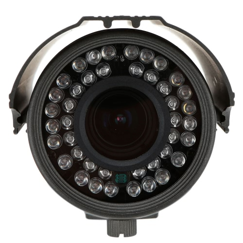 H.264 HD 720P Megapiexl 2.8-12mm Zoom Bullet Waterproof Wifi Camera with 36IR LEDs Home Security S540-EU