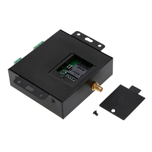 KKmoon® GSM ドアゲートオープナー リモートオン/オフスイッチフリーコール、SMSコマンド サポート900/850/1800 / 1900MHz