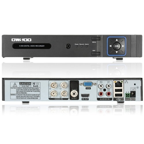 OWSOO 4CH Channel Full 1080N (960