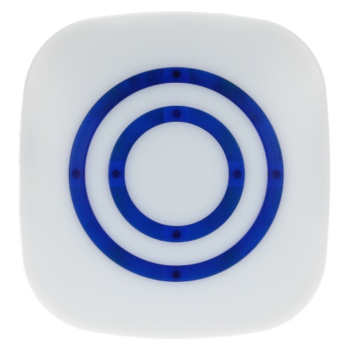 KKmoon digital sem fio Stepless Luz Ajustado interruptor de controle remoto Brilho ajustável parede Noite Lamp