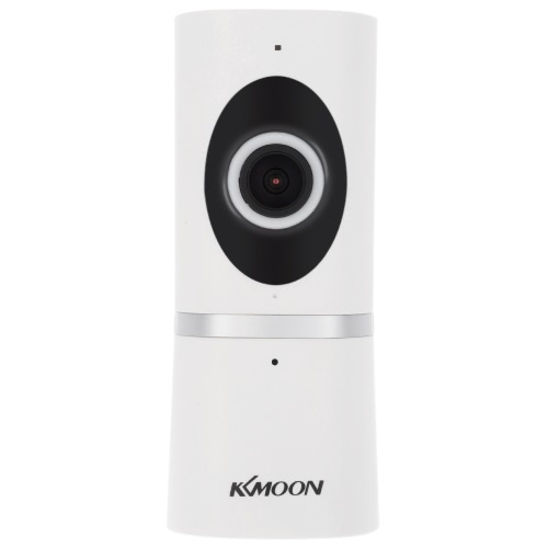 KKmoon® HD 720P 180 ° Fisheye Wireless WiFi IP Kamera Baby Monitor