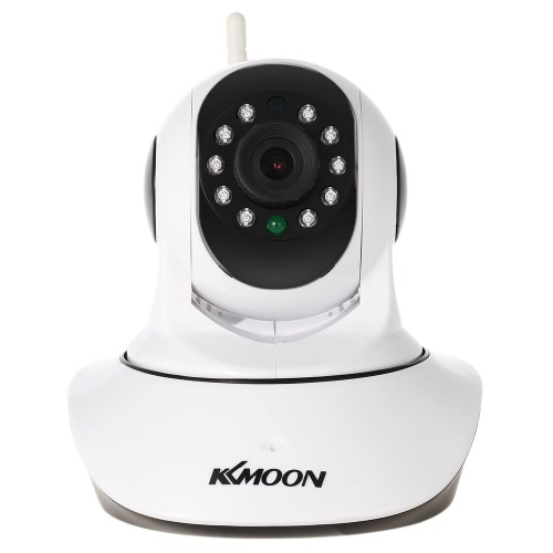 KKmoon  720P Wireless WIFI Pan Tilt HD IP Camera