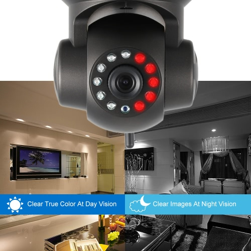 OWSOO 1080P Wireless WIFI HD IP Camera Baby Monitor