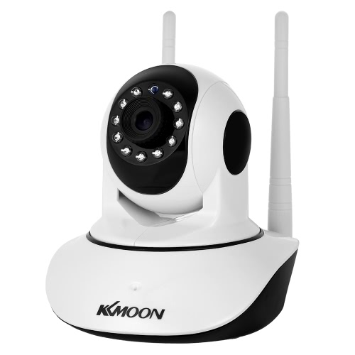 KKmoon 1080P Wireless WIFI Pan Tilt HD IP Kamera Baby Monitor