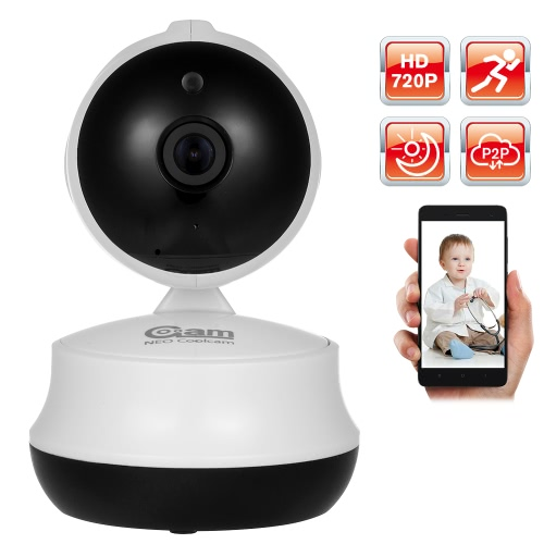 NEO Coolcam HD 720P Wireless WiFi  IP Camera Baby Monitor