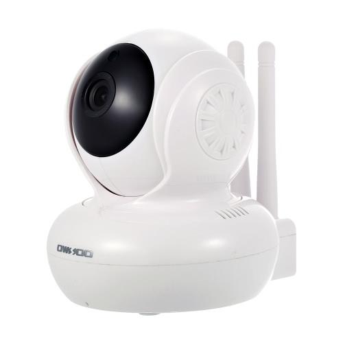OWSOO 720P Wireless WIFI Doppel-Antennen IP-Kamera