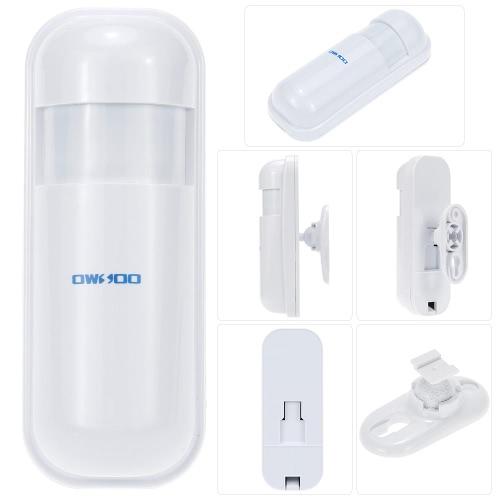 OWSOO 433MHz Wireless Home Einbrecher Alarmanlage