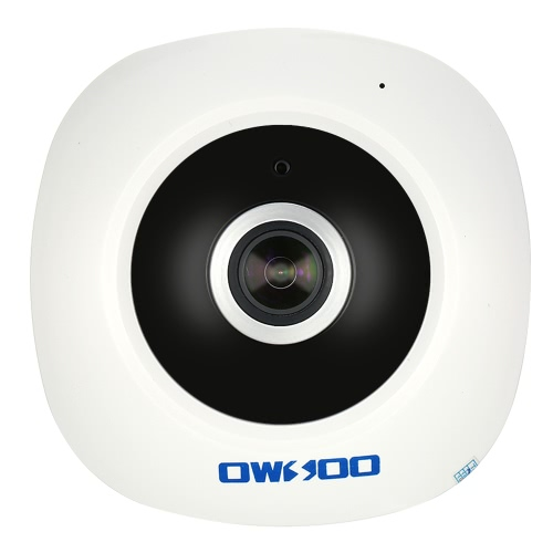 OWSOO  960P Wireless WIFI Panoramic IP Camera