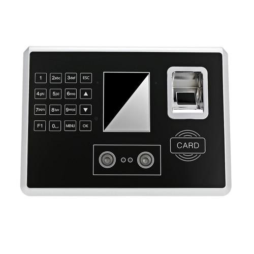 "DANMINI 2,8 ""TFT LCD Display + Sistema de Controle de Atendimento de Fingerprint"