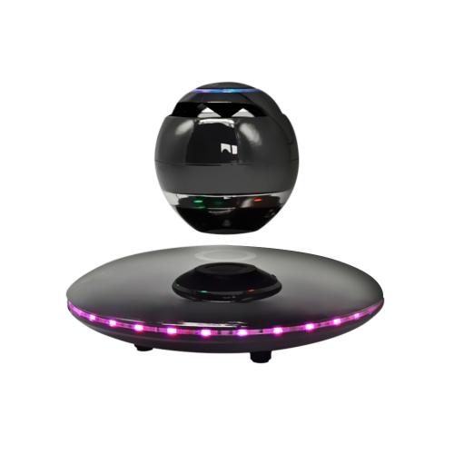 Портативный светодиодный магнитный левитатор BT Speaker