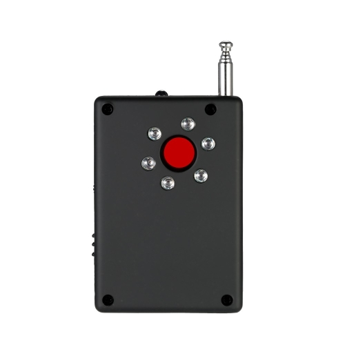 Detector de rádio de sinal sem fio RF multifuncional de gama completa