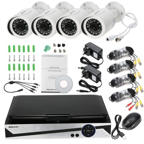 Sistema de Vigilancia de Seguridad CCTV Sistema NTSC
