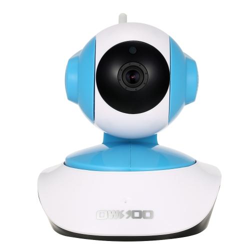 """OWSOO 1080 P Drahtlose WIFI Schwenk Neige HD Ip-kamera 2,0MP 1 / 2,7 """"CMOS 3,6mm Objektiv Unterstützung PTZ Zwei-wege Audio Nachtsicht Telefon APP Control Bewegungserkennung Tf-karte"""
