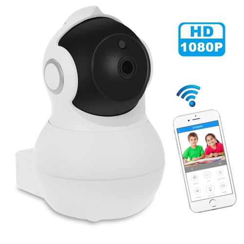 HD 1080P 2.0 Megapixels IP Cloud Camera