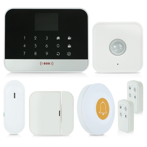 433MHz Wireless WIFI Alarm Security System