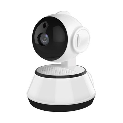 HD 720PワイヤレスホットスポットパンネットワークIPチルトカメラ