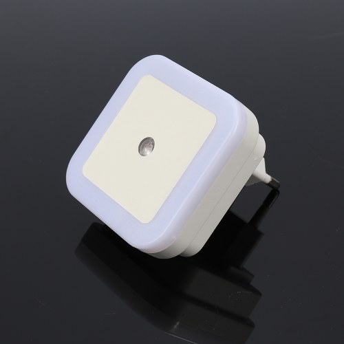 Smart Intelligent Plug-in Energy-saving LED Night Light Lamp