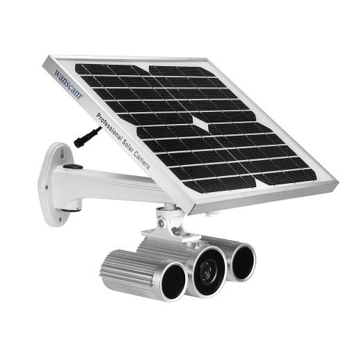 1080P Solar Power IP Camera 4G Wireless WIFI IP Camera