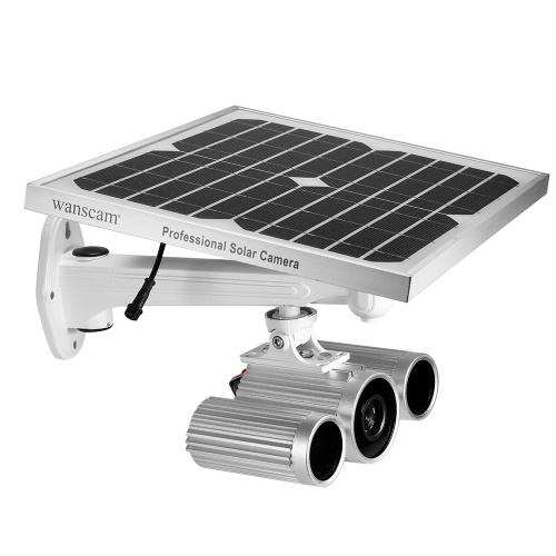 Câmera sem fio do IP de WIFI da câmera 4G do IP das energias solares 1080P