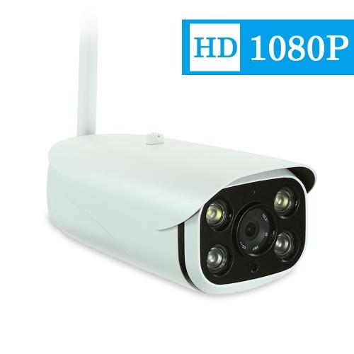 HD 1080P 6mmレンズ2ウェイオーディオIPカメラ