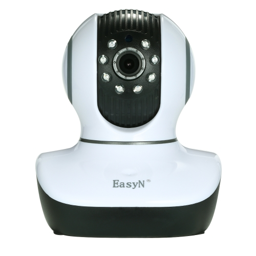 EasyN 720PワイヤレスWIFIパンチルトHD IPカメラ