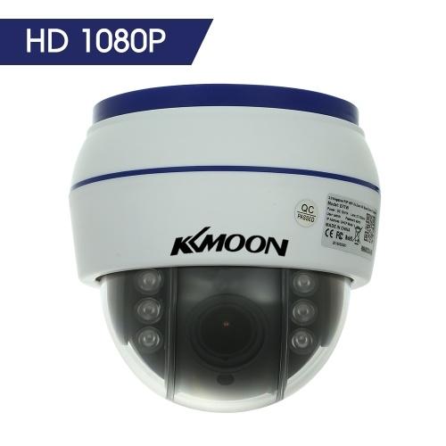 Câmara IP PTZ sem fios HD 1080P