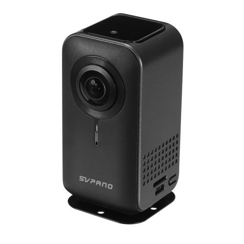 HD 1080Pミニ720度ワイヤレスWiFi VR IPカメラ