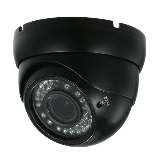 5MP HD 2.8~12mm Varifocal Focus Lens Dome IP Camera