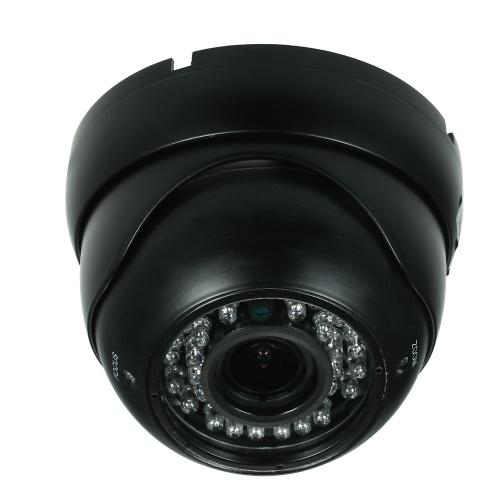 5MP HD 2.8 ~ 12 мм Варифокальная фокусная купольная купольная IP-камера