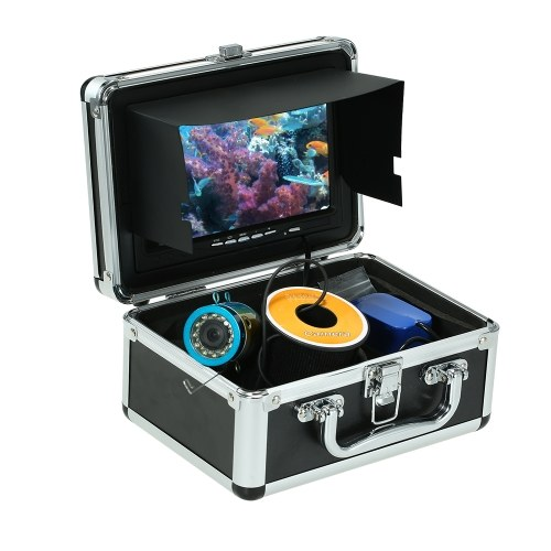 Fish Finder Underwater Camera With 7'' LCD Video Monitor