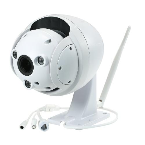 ワイヤレスWIFI PTZミディアムスピードドームIPカメラ