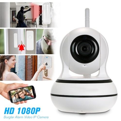 WiFiカメラ433MHzの盗難警報ビデオIPカメラ