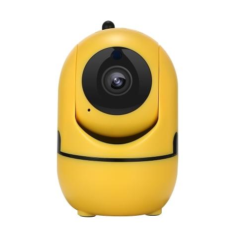 ホームセキュリティ1080P 2ウェイオーディオナイトビジョンワイヤレスIPカメラ