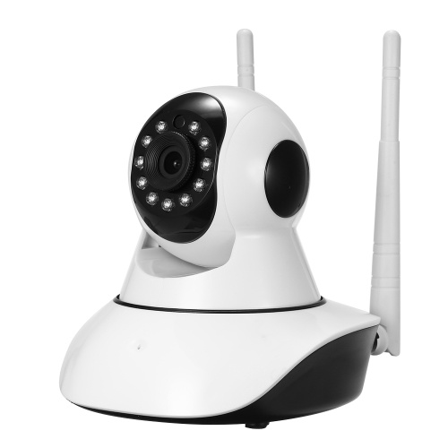 ワイヤレス720PセキュリティIPカメラサポートP2P電話APPリモートコントロール