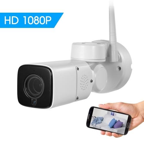 HD 1080PワイヤレスWIFI屋外弾丸P / T / ZのIPカメラ
