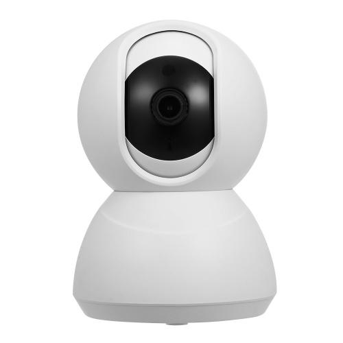 1080P WiFiカメラスマートIPカメラのベビーモニターEUプラグ