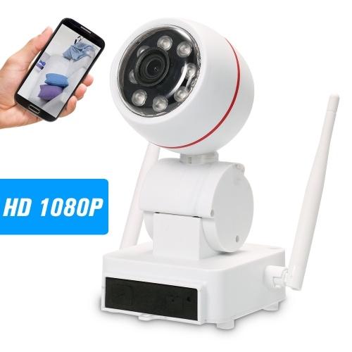 HD 1080P 2MP WiFi PTZ Security IP Camera EU Plug